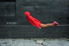 Ad Nike Free.
