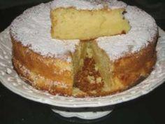 Bizcocho de mascarpone y manzana, Receta por Tere - Petitchef