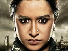 """Shraddha Kapoor, who plays underworld don Dawood Ibrahim's sister Haseena Parkar in Apoorva Lakhia's Haseena: The Queen Of Mumbai, today introduced Siddhanth Kapoor's character from the film.    HIGHLIGHTS  """"Introdu"""