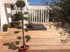 Projekty, Balkon, taras i weranda zaprojektowane przez Made in Bois - homify / Made in Bois