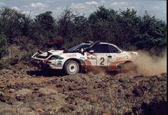 toyota celica - safari rally kenya