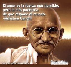 Frases de Mahatma Gandhi. Pensamientos y Reflexiones.