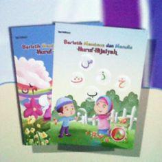 Buku PAUD - Seri Huruf Hijaiyah