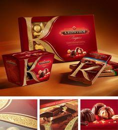 #chocolates #rebranding #packaging http://upakovano.ru/news/477832