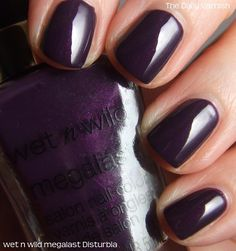 Wet N Wild - Disturbia: I bought this color for a friend and she loved it!