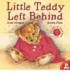 Little Teddy wakes up one morning to find that Jack and Nicole, his owners, have moved away and forgotten to pack him. But just as he's wondering what to do, the cleaning lady comes along and pops him in to the washing machine. This unwanted bath starts Little Teddy on an incredible series of adventures. Will Little Teddy ever be able to find Jack and Nicole again?