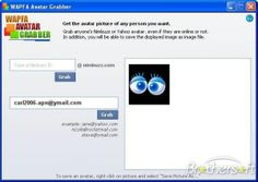 Get avatar picture of any person in Facebook,Twitter, Nimbuzz or Yahoo community