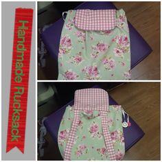 Handmade Rucksack 30.4.15
