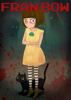 Fran Bow by Killmonday I wanna try this game!