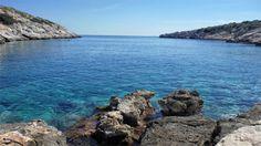 Giorno#8 - Il mare cristallino di #Atene