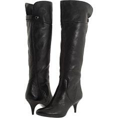 Kitten Heel Tall Boots
