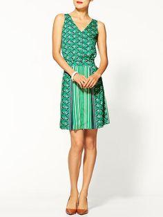 Piperlime   Printed Tank Dress -$69
