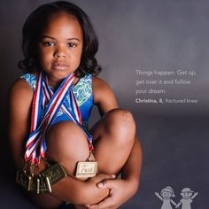 Project Scars: Powerful images show kids embracing scars