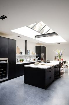 A Hidden Gem of an Apartment in the City Centre of Amsterdam - open plan living