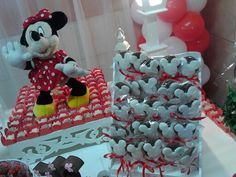 #minnie #chocolate #festas