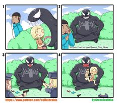 Nice job venom nice job