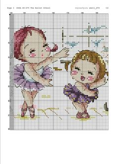 VK is the largest European social network with more than 100 million active users. Ballet School, Old Friends, Color Patterns, Cross Stitch Patterns, Soda, Teddy Bear, Embroidery, Animals, Toddler Chart