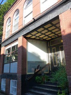 Somerville Journal Building on Walnut Street near Union Square