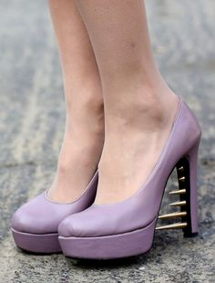 Milan Fashion Week Street Style Shoes and Bags Fall 2013 ...