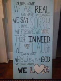 Made this for the playroom :)