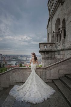 Andy and Wan Ting's Dramatic Engagement Shoot in Budapest, Hungary Dream Wedding Dresses, Bridal Dresses, Wedding Gowns, Wedding Album, Wedding Themes, Wedding Ideas, Pre Wedding Poses, Strictly Weddings, Dress Cake