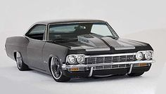 ProStreet '68 Chevy Impala SS Pinnacle Performance