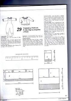 J&C Criacoes & Artes: receita trico a maquina