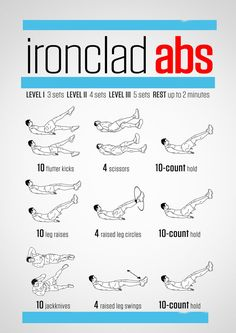 Ironclad #abs #workout  #workout #fitness #health #wellness #exercise