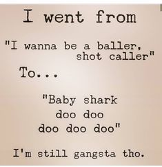 Still gangsta though lol - - Still gangsta though lol Here's to Abs of Laughter Immer noch Gangsta obwohl lol Funny Mom Memes, Haha Funny, Funny Quotes, Hilarious, Funny Stuff, Silly Jokes, Mom Jokes, Sarcastic Quotes, Funny Shit