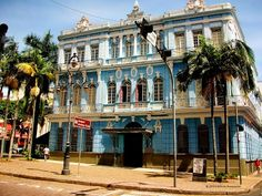 Colonial arquitecture in Campinas, SP, Brazil