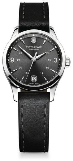 Victorinox Swiss Army Alliance  Quartz Women's Watch, Stainless Steel, Gray Dial