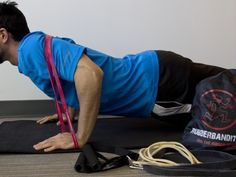 Rubberbanditz | Mobile Workout Kit - This is perfect for your home or office or anywhere!