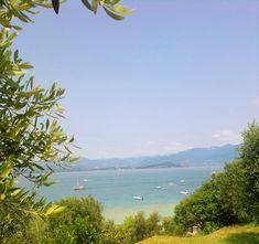 View across Lake Garda #gardaconcierge
