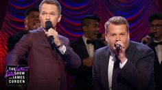 Neil Patrick Harris interrupts James during the show challenging him to a riff-off to settle a dispute and figure out who is truly more Broadway. Featuring T...