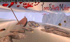 Toon Effects Maker - Ocean