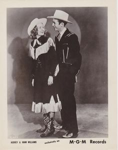 Audrey & Hank Williams | Both Kinds of Music
