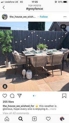 Outdoor Furniture Sets, Outdoor Decor, Garden Design, Patio, Home Decor, Decoration Home, Room Decor, Landscape Designs, Home Interior Design