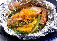 Good looking salmon recipe.