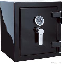 FIREPROOF SAFES & VAULTS | HOTEL CUBE fireproof safe by Stockinger.com
