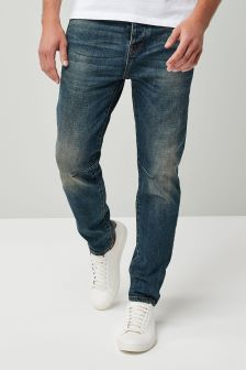 1a7dec76 Buy Men's Jeans Slim Tapered 32R Slimtapered from the Next UK online shop