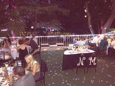 Wedding reception in 2014 at the #kellogghouse #venue #weddingvenue #wedding #reception #love #marriage #outdoorvenue #garden