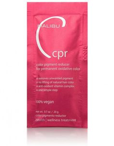 Malibu C CPR First Response to Color Correction | Modern Salon