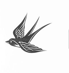 unique Tattoo Trends – Fashion-Waterproof-Temporary-Tattoo-Sticker-Flying-Swallow-Tattoo-Nontoxic-Paste… Source by Swallow Tattoo Design, Swallow Bird Tattoos, Bird Tattoos Arm, Bird Tattoo Men, Top Tattoos, Couple Tattoos, Unique Tattoos, Body Art Tattoos, Small Tattoos