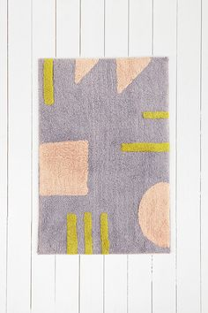 Shop Mod Geo Bath Mat at Urban Outfitters today. We carry all the latest styles, colours and brands for you to choose from right here.