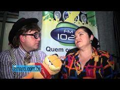 Zmaro entrevista a radialista Suzy de Jesus...