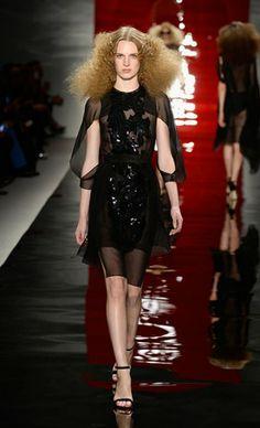 Mercedes-Benz Fashion Week : REEM ACRA