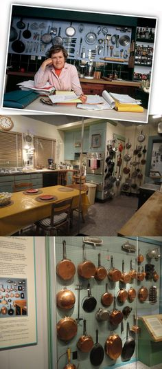 Julia's Kitchen inside the Smithsonian's American History Museum      www.auntpeaches.com