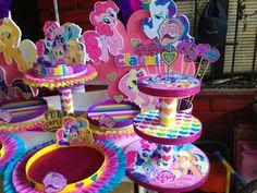 DECORACIONES INFANTILES: my little pony
