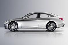 Mercedes plans C-Class Sportcoupe & Cabriolet www.truefleet.co.uk