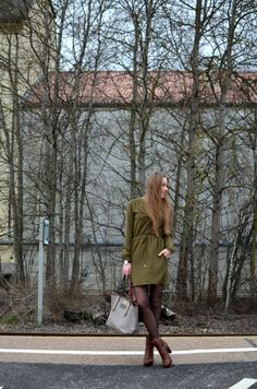Vintage life en Vogue - Fashionblog | Modeblog Deutschland : KHAKI LOVE - NEW FAVOURITE COLOUR